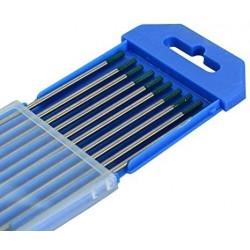 Electrodo tungsteno VERDE - W (Puro) TIG